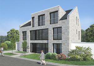 3d immobilien visualisierung geb ude und geb udeanimation d sseldorf. Black Bedroom Furniture Sets. Home Design Ideas